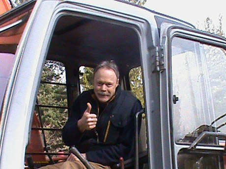 Excavation-Excavating-Sunshine Coast-BC-Dennis-Wagman