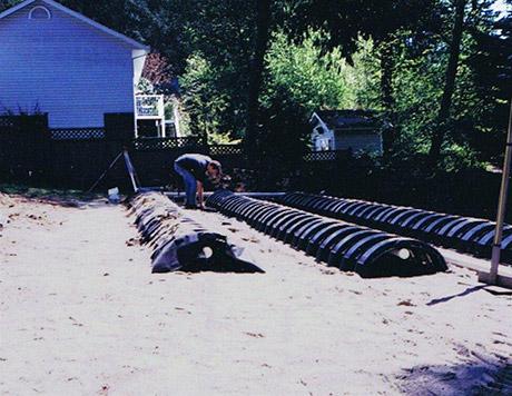 Excavation-Excavating-Sunshine Coast-BC-Septic-Fields